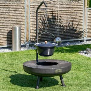 Ignis 75 Set - Kochen und Grillieren über dem Feuer