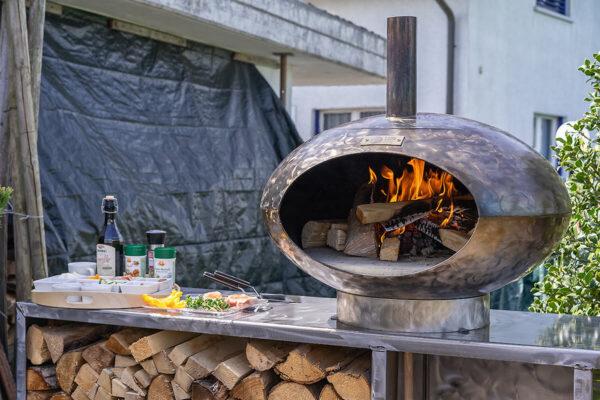 Lionfire Cepa 80 - Pizzaofen und Grill
