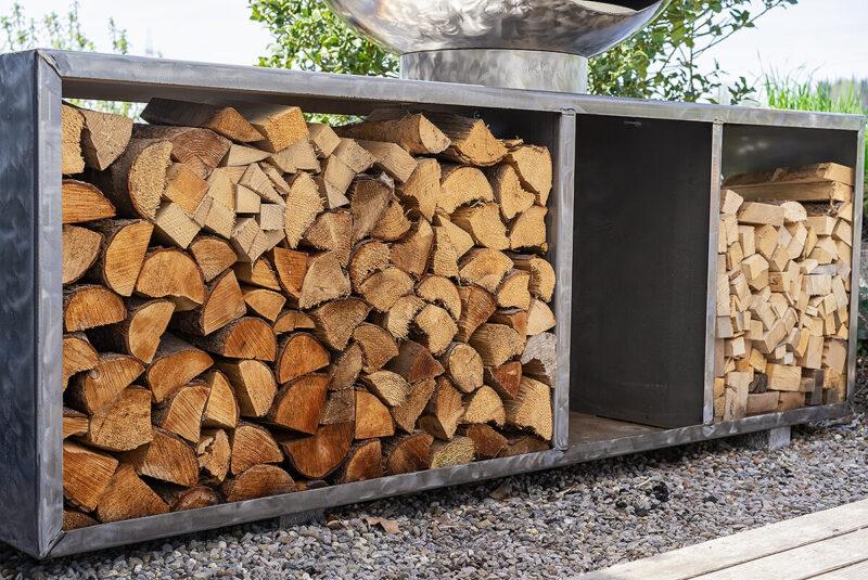 Lionfire Holzregal Kastenregal
