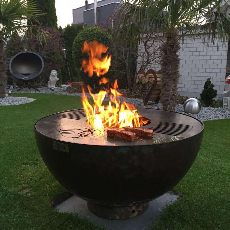 Lionfire Orbis 100 Lion Feuer