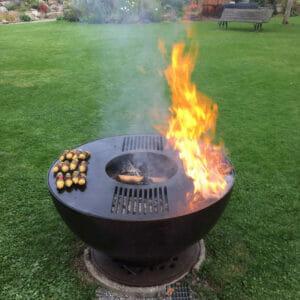 Lionfire Orbis 100 Flambieren