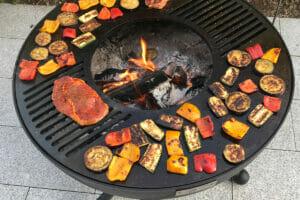 Lionfire Grillring Kugelgrill Orbis 80 altum