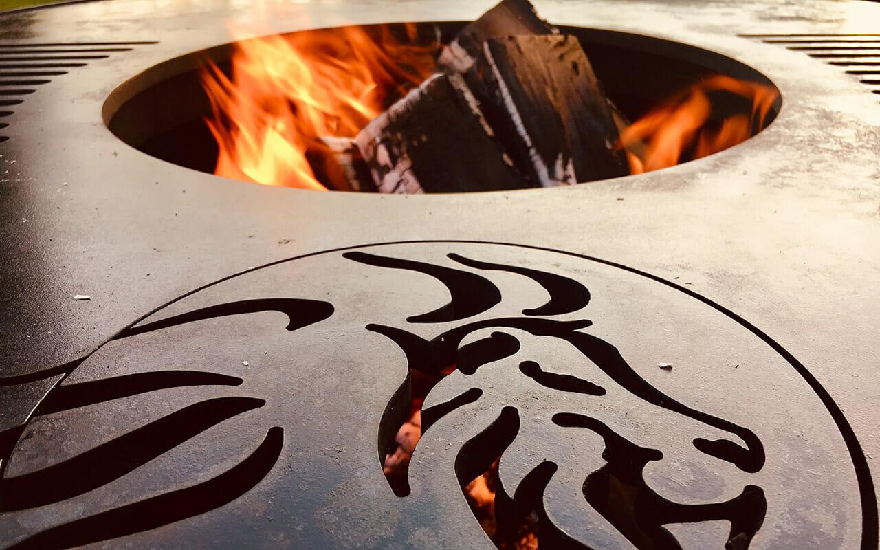 Die Lionfire Feuerscheibe macht's aus